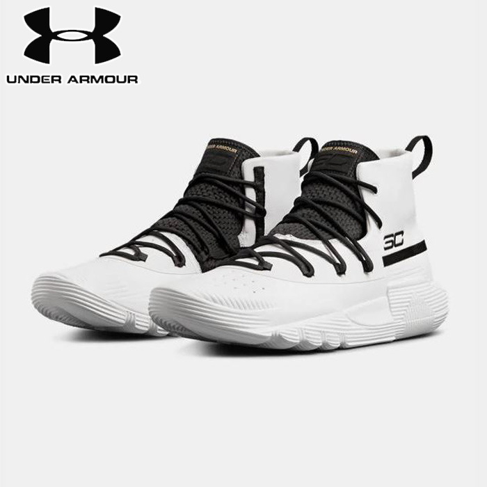 under_armour/アンダーアーマー バスケットボール バスケットシューズ [3020613-103 UA_SC_3ZERO_II_カリー3ZERO_2] バッシュ/2018FW 【ネコポス不可】