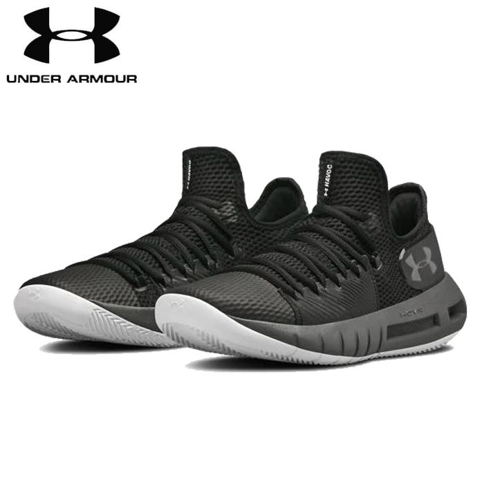 under_armour/アンダーアーマー バスケットボール バスケットシューズ [3020618-002 UA_HOVR_Havoc_Low_ホバーハヴォックLow] バッシュ_ローカット/2018FW 【ネコポス不可】