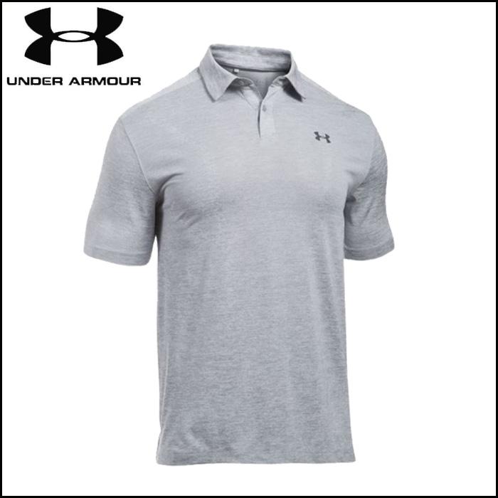 under_armour/アンダーアーマー ゴルフ トップス [1290152-025 UA_Threadborne_Polo_スレッドボーンポロ] ポロシャツ_ビジネス_クールビズ 【ネコポス対応】