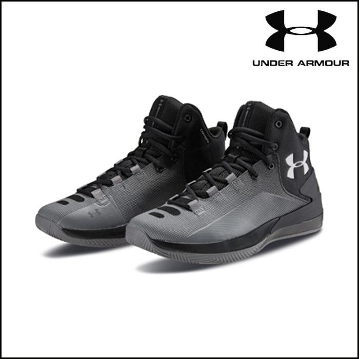 under_armour/アンダーアーマー バスケットボール バスケットシューズ [3000087-005 UA_Rocket_3_ロケット3] バッシュ_MIDカット/2018SS 【ネコポス不可能】
