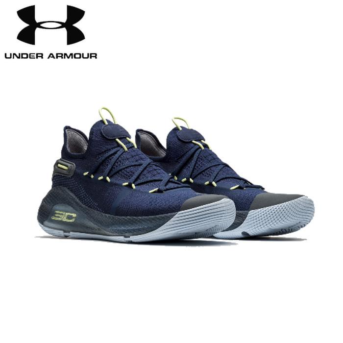 under_armour/アンダーアーマー バスケットボール バスケットシューズ [3020612-402 UA_Curry_6_カリー6] INTERNATIONAL_BLVD_バッシュ_curry_GSW/2019SS 【ネコポス不可】