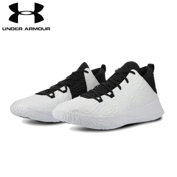under_armour/アンダーアーマー バスケットボール バスケットシューズ [3021264-100 ニホン3] バッシュ_ミッドソール 【ネコポス不可】