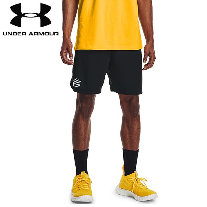ステファン カリー 国際ブランド under_armour アンダーアーマー バスケットボール パンツ 1362002-001 カリーアンダーレイテッドスプラッシュショーツ バスパン_ハーフパンツ_練習着_ステフィン ネコポス可 2020モデル 2021SS
