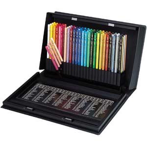 【文具館】三菱鉛筆 ユニカラー100色 UC100Cアートワークに最適、プロの為の色鉛筆
