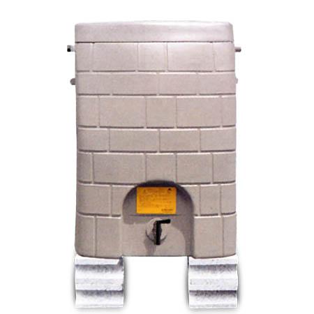 【送料無料!】タキロン 雨音くん 架台なし 150リットル雨水貯留タンクを使って雨水の有効活用をしよう!
