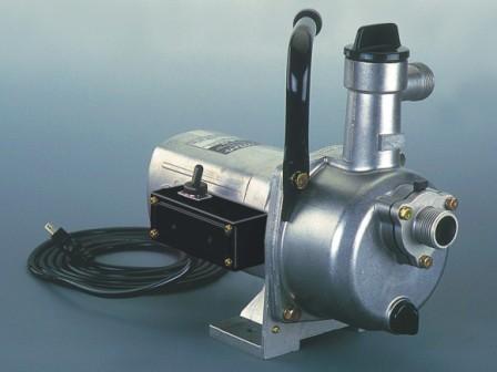 【送料無料!】工進 モーターポンプ MP-25AC-100V電源で使える小型で経済的なポンプ