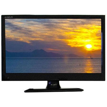 【送料無料!】エスキュービズム 16V型1波外付け録画対応TV AT-16L01SR