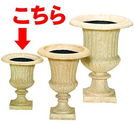 【送料無料!】大和プラスチック Aカップ 38型 アイボリー陶器の質感を再現した、高級感漂うフラワーカップ