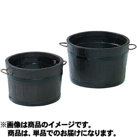 【送料無料!】大和プラスチック モルトプランター 80型 ダークブラウンウイスキー樽をFRPで再現。腐食の心配がありません