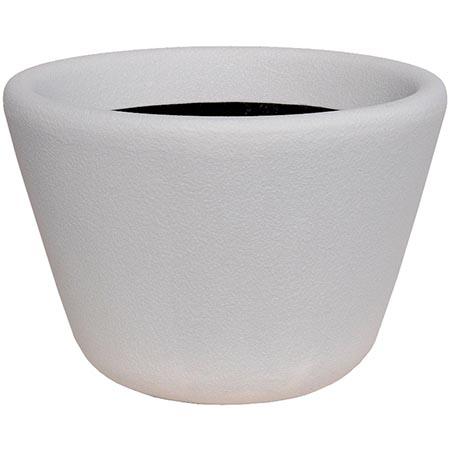 【送料無料!】大和プラスチック ランプ 60型 ホワイト柔らかい印象のデザインプランター