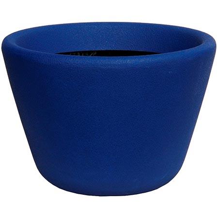 【送料無料!】大和プラスチック ランプ 45型 ダークブルー柔らかい印象のデザインプランター