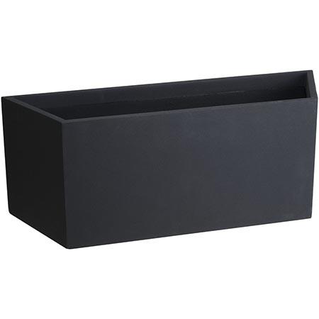 【送料無料!】大和プラスチック オクタゴン 100型 ブラック組合わせることで8角形に配置できる