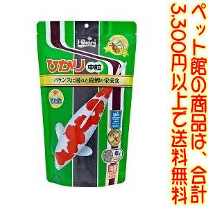 【ペット館】(株)キョーリン ひかり中粒400g 栄養バランスに優れた高嗜好性完全栄養フード