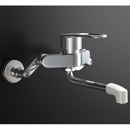【送料無料!】LIXIL(INAX) シングルレバー混合水栓(回せるもん) RSF-861Zキッチン用水栓
