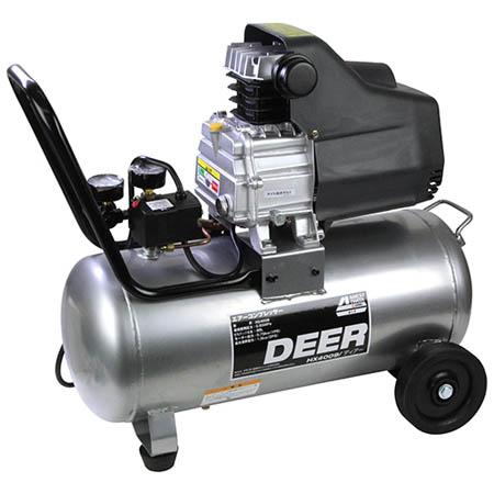 【送料無料!】アネスト岩田C DEER コンプレッサー ディアー HX4009冷却効率・耐久性に優れたオイル式コンプレッサー