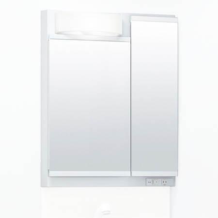 【送料無料!】TOTO KC 600 2面鏡ミラーキャビネット LMCL060G2GDC1G曇らないエコミラー。