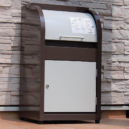 【送料無料!】ダイケン 戸建用宅配ボックス ニコウケトール KBX-11型荷物が2個受取れる2層構造の戸建用宅配ボックス