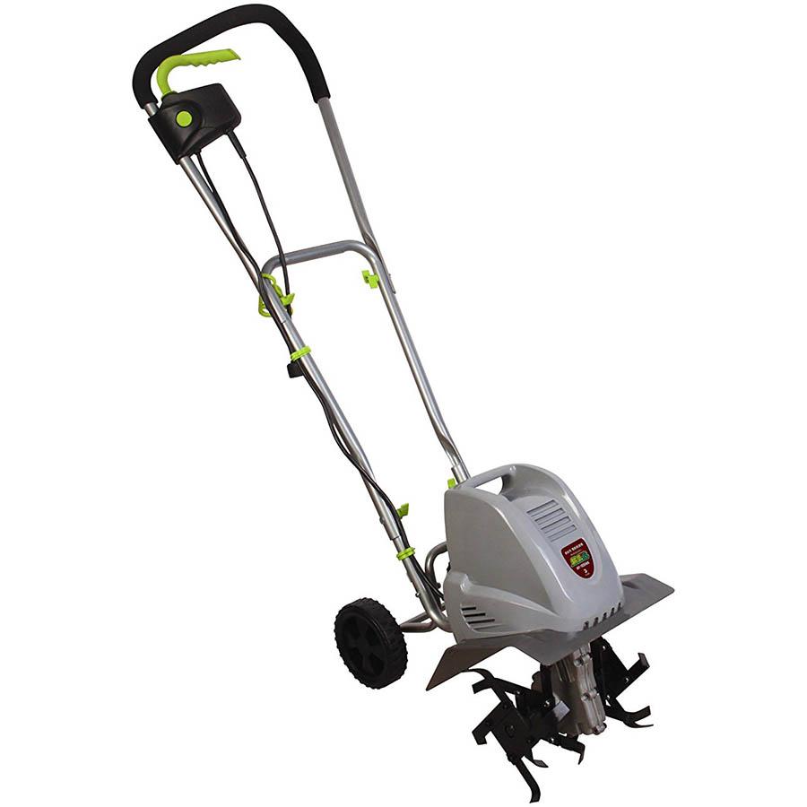 【送料無料!】アルミス 家庭用電動耕運機 耕す造 1050W AKT-1050WR耕しやすい『なた刃』を搭載