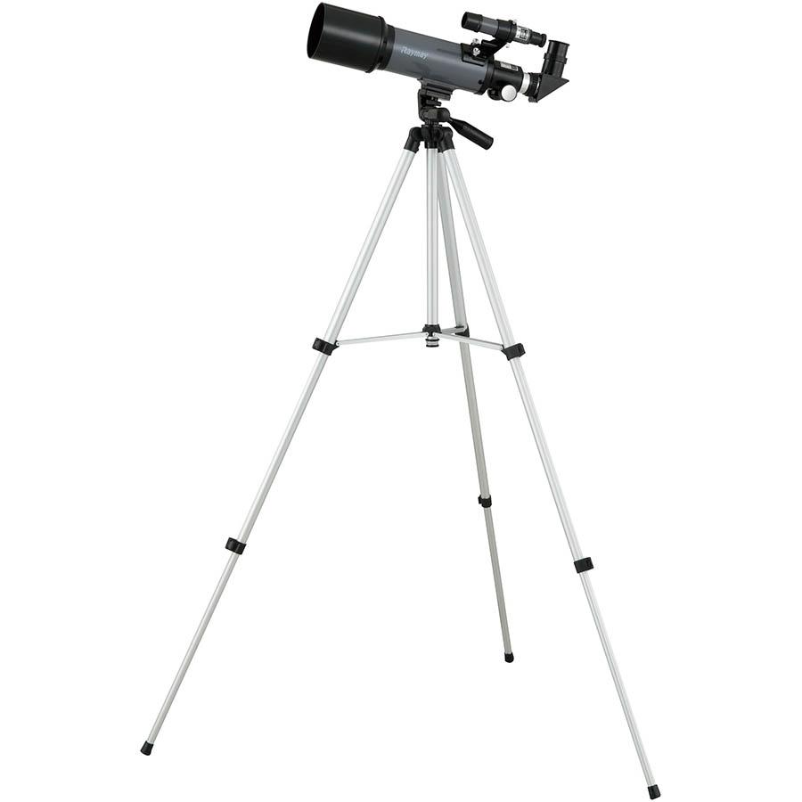 【文具館】レイメイ藤井 天体望遠鏡(屈折式・経緯台) 400mm/70mm RXA175レイメイの天体望遠鏡は初めての方にも優しい!