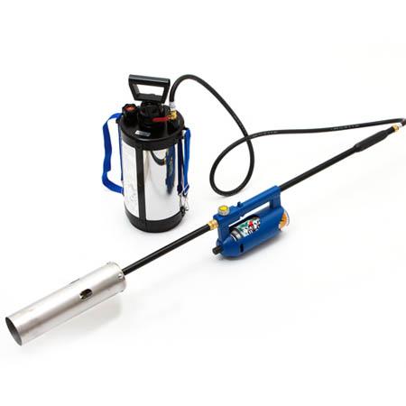 【送料無料!】サカエフジ 草焼一番 KY-5000HB予熱時間0分で、燃料のムダがない画期的な灯油バーナーです。