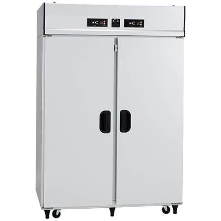 【送料無料!】ALINCO 玄米・野菜低温2温貯蔵庫 1300L TWY1300Lダブルユニット搭載で玄米、野菜の同時保管が可能