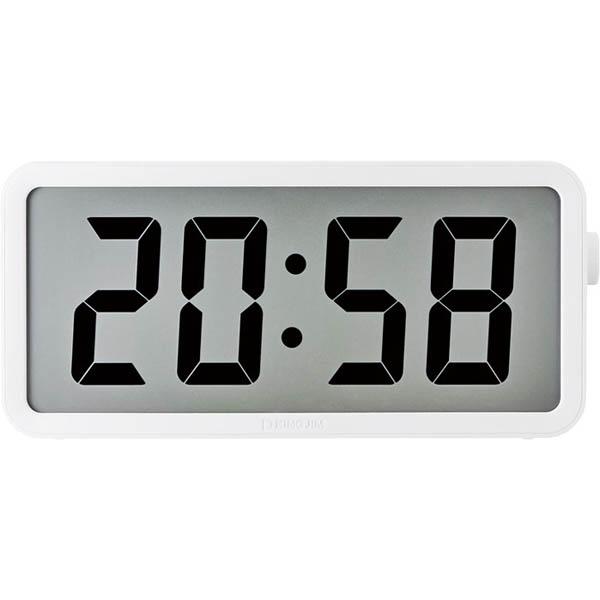 【送料無料!】キングジム ザラ-ジ タイマ-クロック ザラ-ジ DTC-001W超大型液晶で見やすい!タイマー・カレンダー機能付き。, Designer's Room:86321773 --- jpscnotes.in