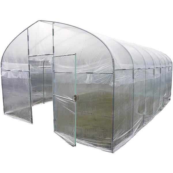 【送料無料!】南栄工業 普及版 菜園ハウス H3654カンタン構造で組み立てやすくなりました。