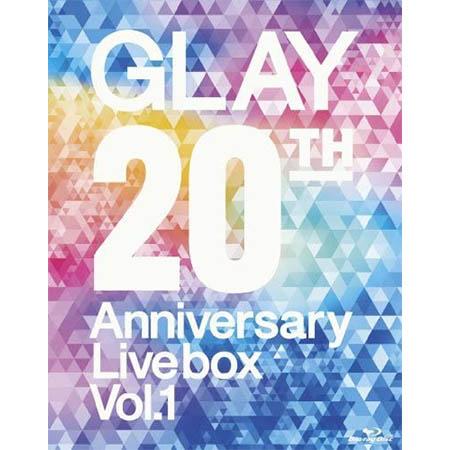 【送料無料!】【メール便】【BD】 GLAY/GLAY 20th Anniversary LIVE BOX VOL.1 (Blu-ray) PCXE-53335在庫限りの大放出!早い者勝ちです。