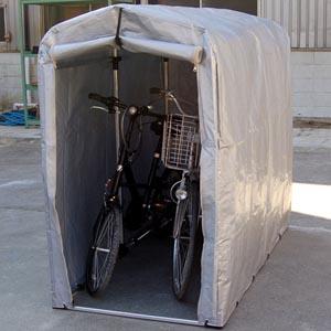 【送料無料!】アルミス アルミフレームサイクルハウス SVU 2S型国産長持ちシートの高級品!