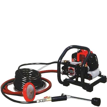 【送料無料!】 小型エンジン動噴 HEP-90RH持ち運びにも便利な小型エンジン動噴です!