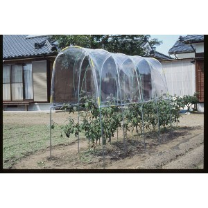 【送料無料!】南栄工業 雨よけハウス A-13雨よけ効果で収穫率UP