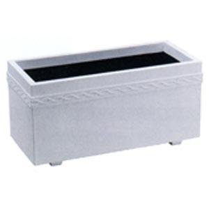 【送料無料!】大和プラ販 ホワイトプランターWPL100型上品な高級感の漂う大型プランターです!