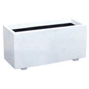 【送料無料!】大和プラ販 ホワイトプランター80型上品な高級感の漂う大型プランターです!