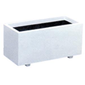 【送料無料!】大和プラ販 ホワイトプランター70型上品な高級感の漂う大型プランターです!