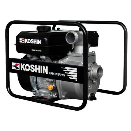 【送料無料!】8260 工進 4サイクルエンジンポンプ(最大吐出量:620L/min)排ガス規制対応。パワーも従来品と同等。