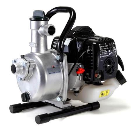 【送料無料!】8260 工進 2サイクルエンジンポンプ排ガス規制対応。パワーも従来品と同等。