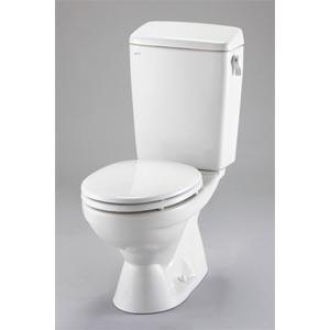 【送料無料!】INAX【LIXIL】RN便器(一般地・手洗無・Sトラップ)シンプルデザインの陶器製タンク。標準サイズのW節水です。