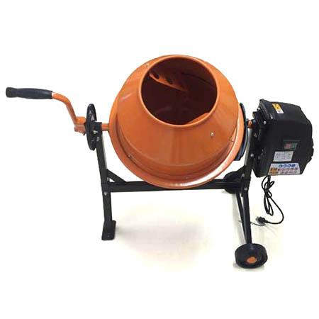 【送料無料!】シンセイ 電動ミキサー 使用可能容積40L SS100-63コンクリートの混合から、肥料や用土、園芸用土つくりに最適