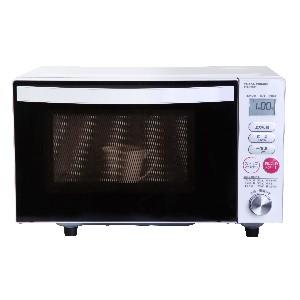 【送料無料!】ユアサプライムス 単機能フラットレンジ PRE-6018PF大きな調理物も入り、お手入れしやすいフラットタイプ!