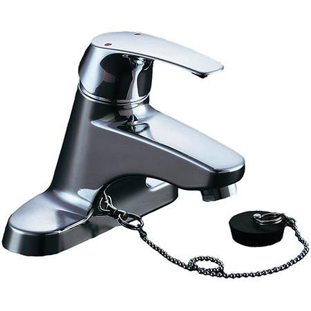 【送料無料!】LIXIL(INAX) シングルレバー混合栓 RLF-403洗面用水栓