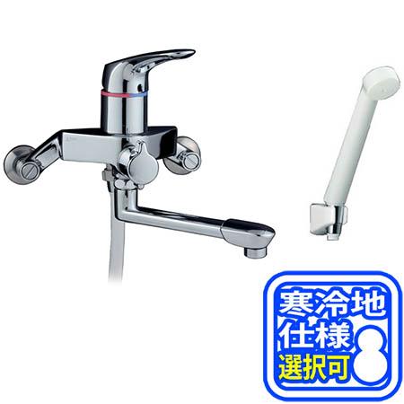 【送料無料!】LIXIL(INAX) シングルレバーシャワーバス水栓 RBF-102D(N) ※寒冷地仕様あり※ 浴室用水栓金具