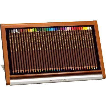 【文具館】【メール便】三菱鉛筆 ユニカラードペンシルぺリシア 36色セット UCPPLC36C今までにない、なめらかでしっとりとしたオイルベースの色鉛筆