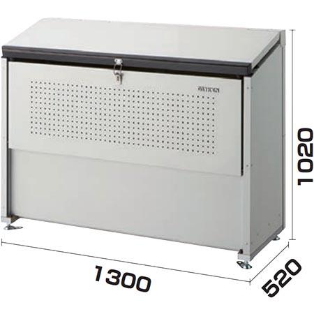 【送料無料!】ダイケン クリーンストッカー CKE-1300狭い場所でも設置できる奥行520mmの省奥行タイプ