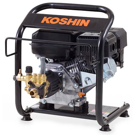 【送料無料!】工進 高圧洗浄機 エンジン式 JCE-1408U洗浄力が違う!激しい泥汚れもばっちり落とします!