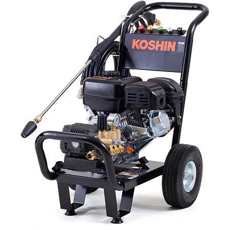 【送料無料!】工進 高圧洗浄機 エンジン式 JCE-1510UKエンジンのパワーで強力洗浄!