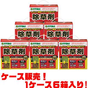【送料無料!】ハイポネックスジャパン カペレン粒剤 2.5kg ×6入りしぶとい雑草・スギナも枯らす!