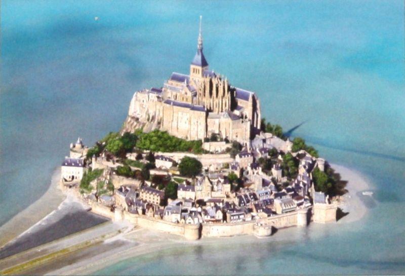 600ベリースモールピースジグソーパズル モン・サン・ミッシェルとその湾IX[フランス] 《廃番商品》
