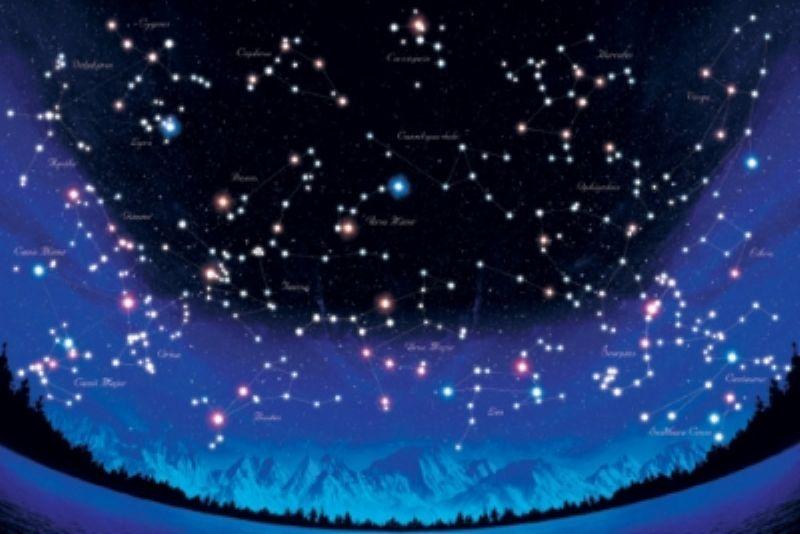 1000ピースジグソーパズル 夜空のむこう(中山淳一)