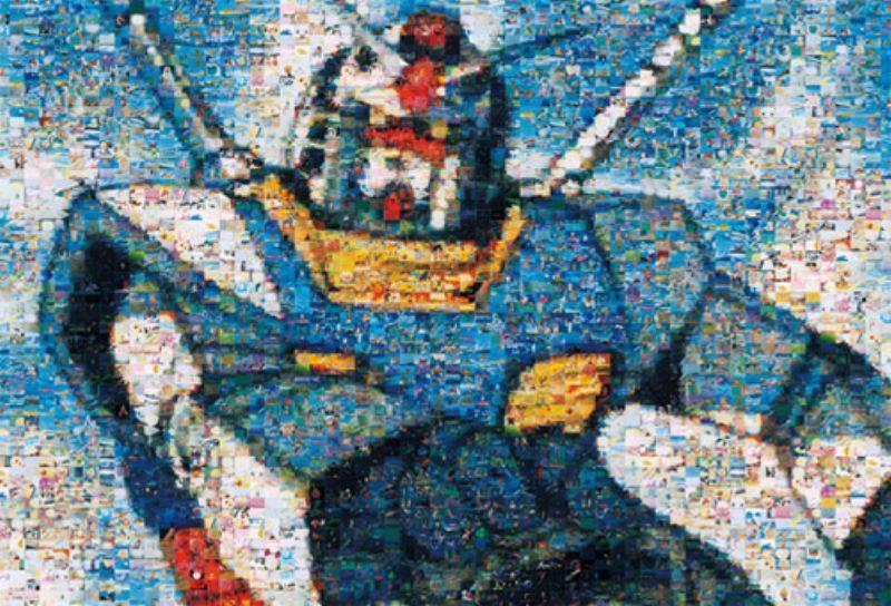 1000ピースジグソーパズル 機動戦士ガンダム 一年戦争の記憶 《カタログ落ち商品》