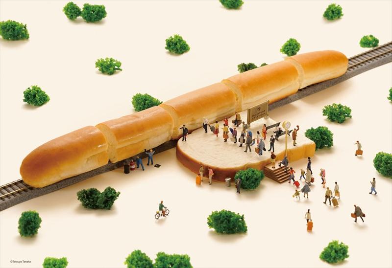 300ピースジグソーパズル 新パン線(田中達也) 《廃番商品》